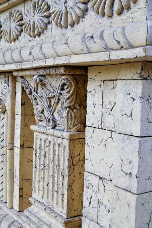 Фасадный декор — пилястра№3
