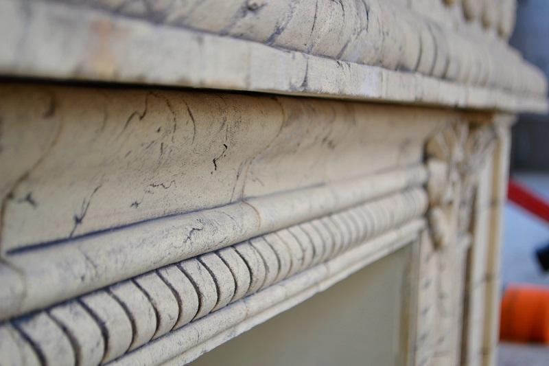 Фасадный декор — наличник №1