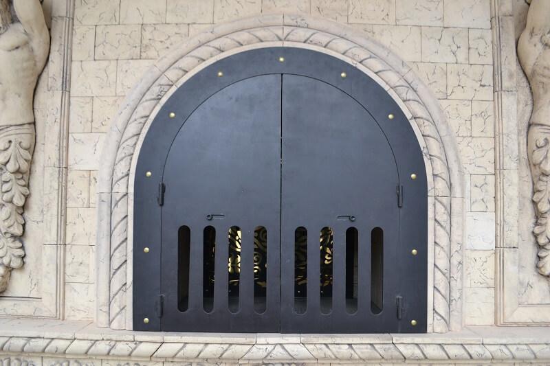Фасадный декор — Арка