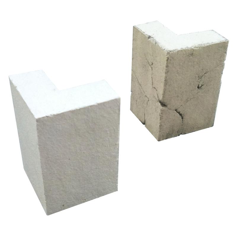 Фасадный декор — угловой элемент