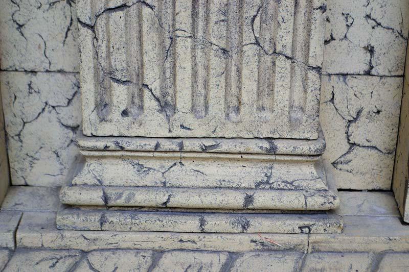 Фасадный декор — база пилястры