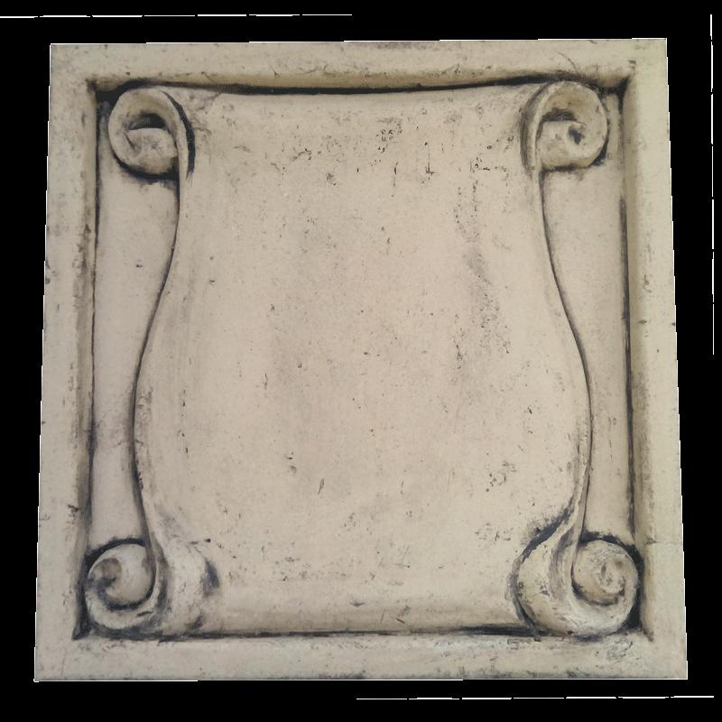 Фасадный декор — герб