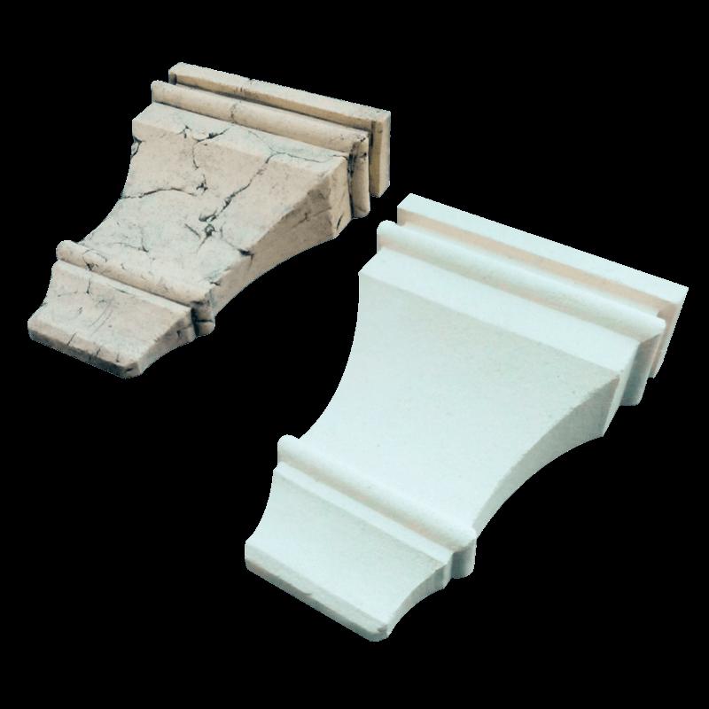 Фасадный декор — консоль№2