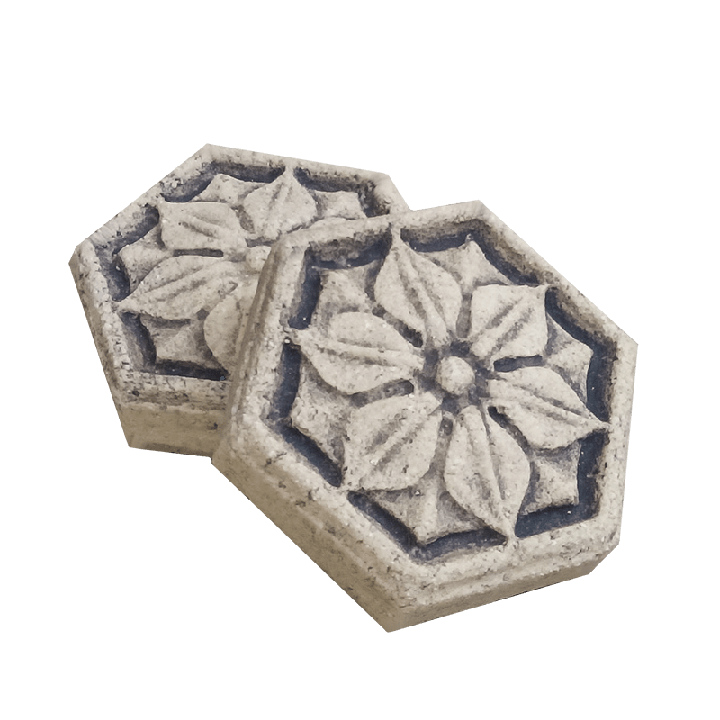 Шамотная плитка №11 (плитка для печей и каминов)
