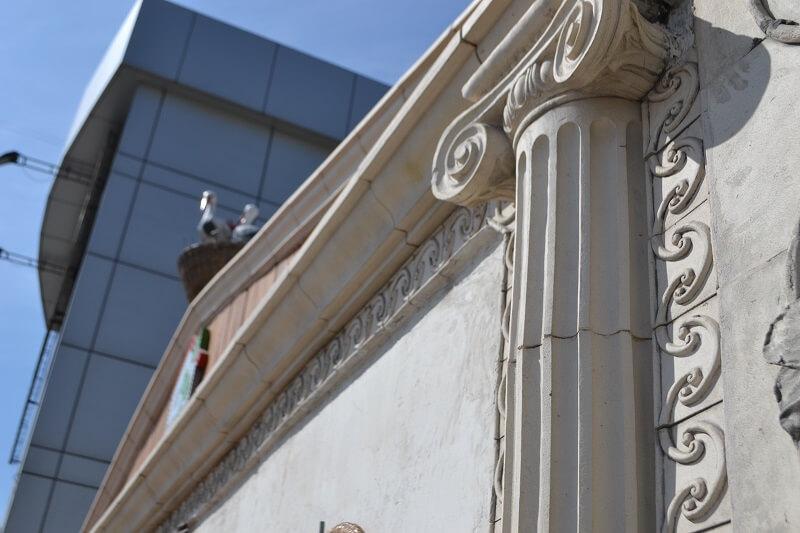 Пилястра для фасада