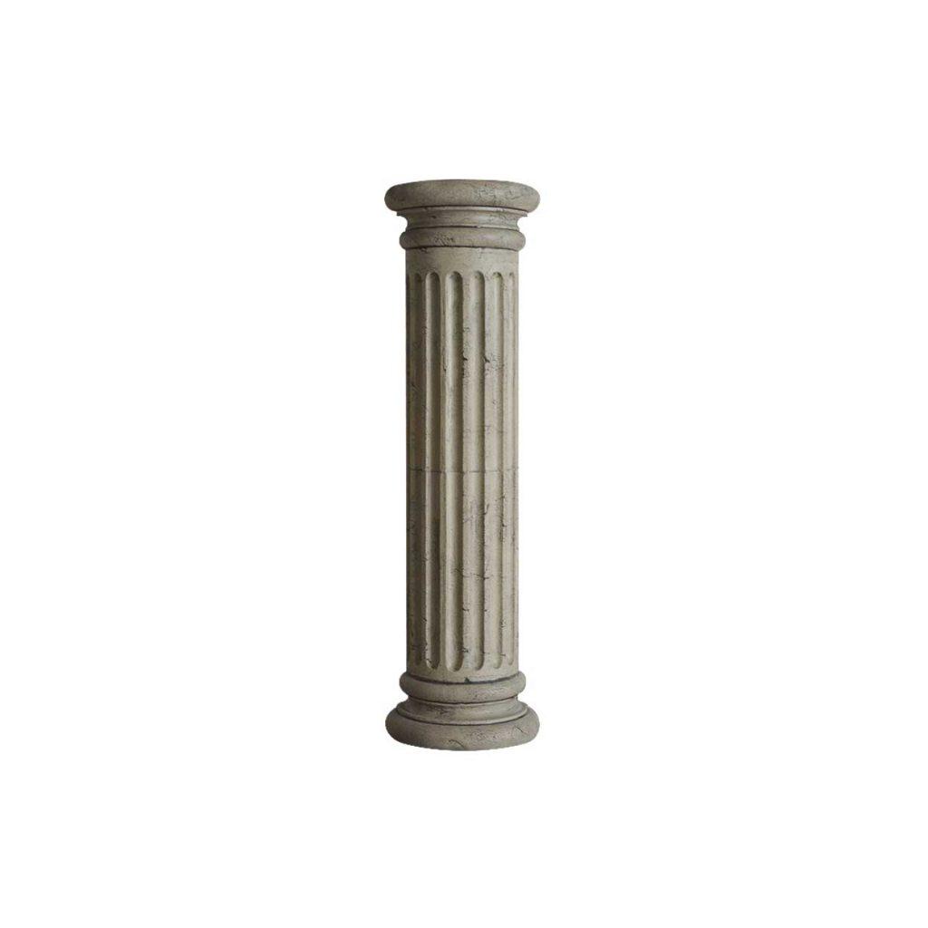Фасадная колонна с базами